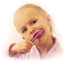Cuidemos los dientes de nuestros hijos .......